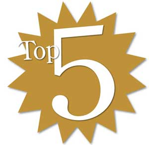 MS - Top 5 MS News Topics of 2012