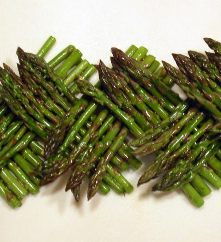Sautèed Asparagus with Garlic