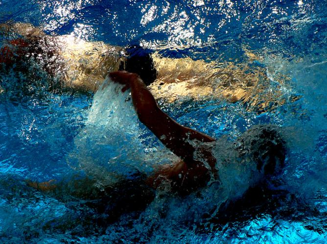 Swimming Pool Workouts Made Easy
