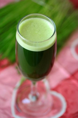 Benefits of Wheatgrass for Multiple Sclerosis