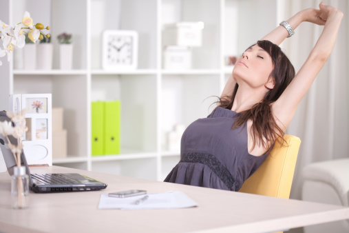 Tips to Reduce MS-Related Stress at Work